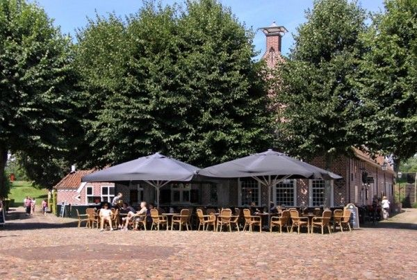 Restaurant 's Lands Huys, Bourtange