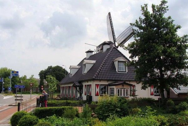 Restaurant de Molen, Ten Post